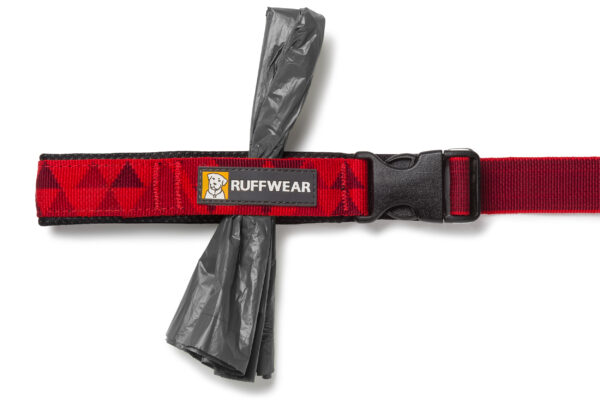 Ruffwear Flat Out Leash for Dogs,Red Butte,